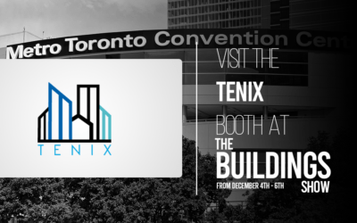 Learn More About Tenix At The Buildings Show